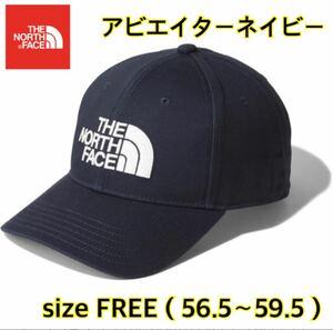 【新品】 THE NORTH FACE ノースフェイス キャップ 帽子 アビエイターネイビー フリーサイズ nn02044