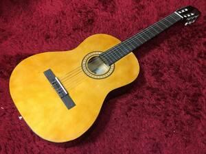 Strong Wind ストロング ウィンド クラシックギター バスウッド ナチュラル バンド 弾き語り 楽器 機材 動作確認済み