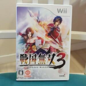 戦国無双3 Wii ゲームソフト