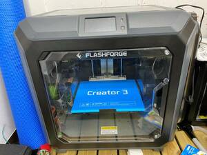 3Dプリンター Creator3(FLASHFORGE)