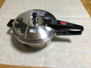 ステンレス製 圧力鍋 家庭用