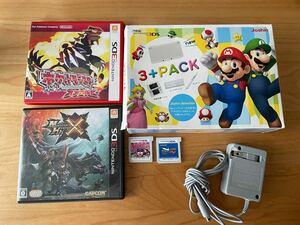 new Nintendo 3DS Joshin select ソフトセット
