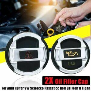 【新品】2個セット・冷却液オイル膨張タンクキャップ アウディ vwシロッコパサートゴルフr tigan R9 ラベンダー