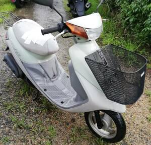 新車購入ワンオーナー ヤマハ ジョグ JOG 3YJ 50cc原付きバイクスクーター エンジン実働 走行絶好調 直接引取ok京都