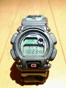 レア物 限定モデル G-SHOCK マサイマラ 完全動作品 カシオ CASIO 電池交換 メンズ腕時計 箱 説明書 DW-8800MM-3T ライオン コードネーム