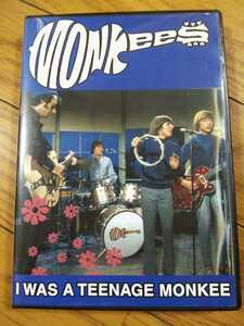 """【DVD】ザ・モンキーズ""""THE MONKEES""""コレクターズDVD-R『I WAS A TEENAGE MONKEE』"""