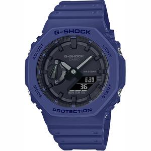 8月発売★送料無料★特価 新品 カシオ正規保証付★CASIO G-SHOCK GA-2100-2AJF [アースカラー ブルー] メンズ腕時計★プレゼントにも最適