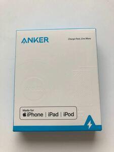 新品・未開封 Anker PowerLine II USB-C &ライトニングケーブル 0.9m ホワイト