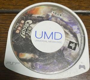 無双OROCHI 魔王再臨 Plus 海外版 韓国版 PSP レア UMDのみ