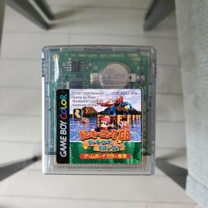 ドンキーコング GB ゲームボーイ ディンキーコング & ディクシーコング