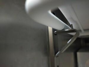 新品未使用 業務用 ホシザキ電機 星崎電機 冷蔵庫 冷凍庫 冷凍冷蔵庫 棚受けがね タナウケガネ棚ロックピン HOSHIZAKI