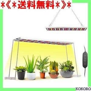 《*送料無料*》 JCBritw 室内園芸 家庭菜園 植物栽培工場 野菜工場 イト 100W植物ライ 植物育成ライトLED 30