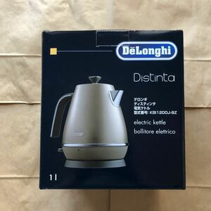 新品 デロンギ 電気ケトル KBI1200J-BZ