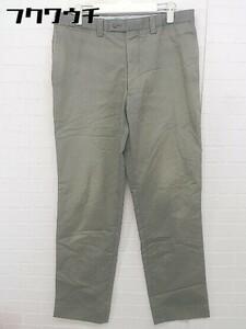 ◇ le coq sportif ルコック スポルティフ ゴルフウェア パンツ サイズ88 カーキ系 メンズ