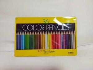 期間限定値下げ!トンボ鉛筆 色鉛筆 COLOR PENCILS 36色