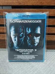 ターミネーター3 ブルーレイ 映画 Blu ray アーノルド・シュワルツェネッガー クレア・デーンズ SF 洋画 貴重 廃盤 レア
