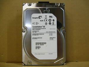 ▽SEAGATE ST2000NM0001 2TB SAS2.0 7200rpm 64MB 3.5型 内蔵HDD 中古 EMC ST2000NMCLAR2000