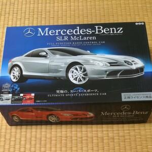 ラジコン Mercedes-Benz SLR McLaren/メルセデス・ベンツ SLR マクラーレン(色:RED)