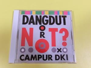 S-75 ★☆ CD CAMPUR DKI (チャンプル DKI ) / 「Dangdut Or Not(ダンドゥット・オア・ノット?)☆★