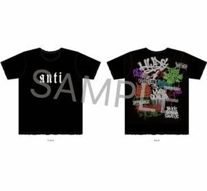 ■完全数量限定品■ HYDE ANTI BIG Tシャツ オーバーサイズ L'Arc VAMPS レア 稀少品