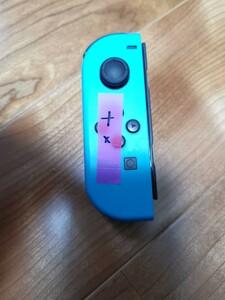 Nintendo Switch Joy-Con (L) ジョイコン 左 ネオンブルー