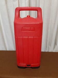 【超希少】旧ロゴ コールマンランタンケース 赤 (中)86年製 21080718