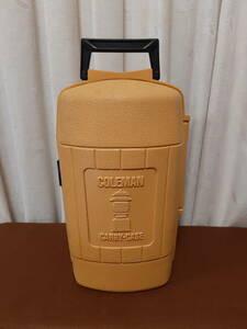 【希少】コールマン クラムシェルケース(角ハンドル) 200A用 83年2月製 21081709