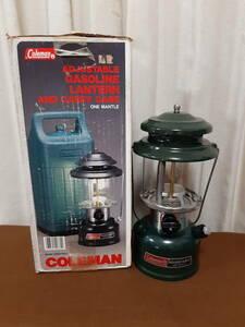 【良品】コールマン286 ワンマントルランタン 95年11月製 21081723