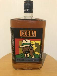 ウイスキー コブラ COBRA 1,000ml 古酒 従価 サントリーオールド 山崎 マッカラン 余市 響 ジャパニーズウイスキー リザーブ 角
