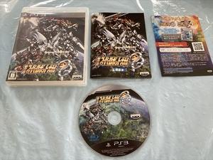21-PS3-16 プレイステーション3 第2次スーパーロボット大戦OG 動作品 プレステ3