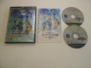 21-PS2-382 プレイステーション2 キングダムハーツ ファイナルミックス+ 動作品 プレステ2 PS2
