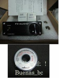 FX-AUDIO- TUBE-00J「改」nichicon MUSE。フィルムコンデンサー(独製)ERO MKT1813使用。USA真空管+[Petit Tank]と[Petit Susie]