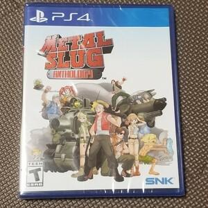 メタルスラッグコンプリート PS4パッケージ版