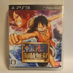 【PS3】 ワンピース 海賊無双 [通常版]中古品 きれい