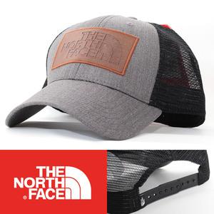 メッシュキャップ 帽子 メンズ レディース ノースフェイス The North Face Mudder Deuce Trucker Hat グレー 41TJA-01 USA ブランド
