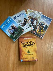 Weeds DVD シーズン1 シーズン2
