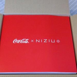 コカ・コーラ保冷ペットボトルクーラー&ペアグラスNIZIU