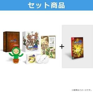 新品未開封【e-STORE専売】Nintendo Switch 聖剣伝説 レジェンド オブ マナ コレクターズ エディション