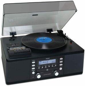 ティアック ターンテーブル カセットプレイヤー CDレコーダー レコードプレーヤー TEAC