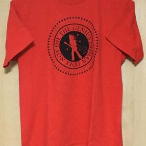 吉井和哉 GENIUS INDIAN TOUR 2007 Tシャツ レッド S バンドTシャツ イエロー・モンキー 吉井ロビンソン THE YELLOW MONKEY