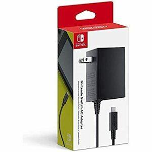 【任天堂純正品】Nintendo Switch ACアダプター/Switch(新品)