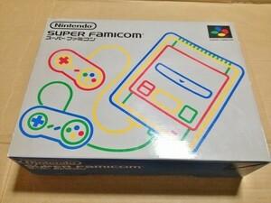 ■送料無料 即決 美品 ニンテンドー スーパーファミコン 本体一式 箱説明書付 Nintendo SFC■