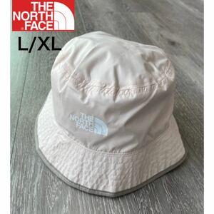 ザ ノースフェイス バケットハット 帽子 リーバシブル ナイロン L/XL 新品 THE NORTH FACE 正規品 USモデル