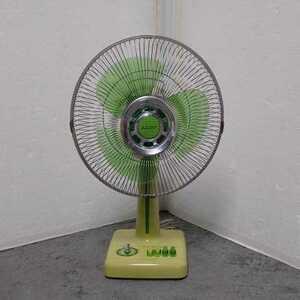 扇風機/昭和レトロ/三菱電機 30cm 卓上扇 D30-JV/動作品、古いので、ジャンク