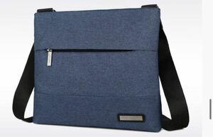 ショルダーバッグ メンズバッグ ビジネスバッグ ネイビー ボディーバッグ  メッセンジャーバッグ 斜め掛けバッグ スーツ iPad