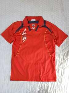 YONEX半袖ポロシャツ ゲームシャツ メンズS ヨネックス