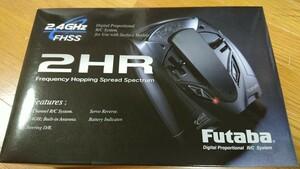 新品!フタバ 2HR-2.4GHZ R202GF カー用2ch