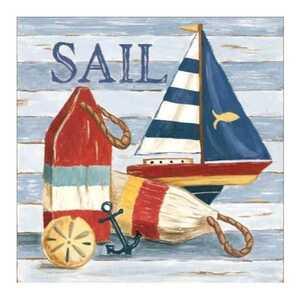 クロスステッチ ハンドメイド マリン 海 ビーチ 刺繍キット 刺繍