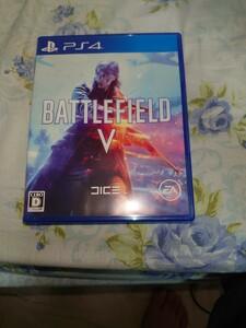 バトルフィールド5 BATTLEFIELD PS4ソフト