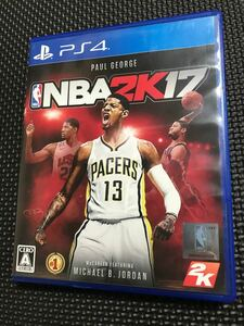PS4 NBA2K17 PS4ソフト